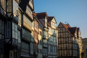 GREAT AG: Denkmalschutz in Deutschland. Hier: Die Charm der Altstadt in Hannover (Foto: Christian Kothe)
