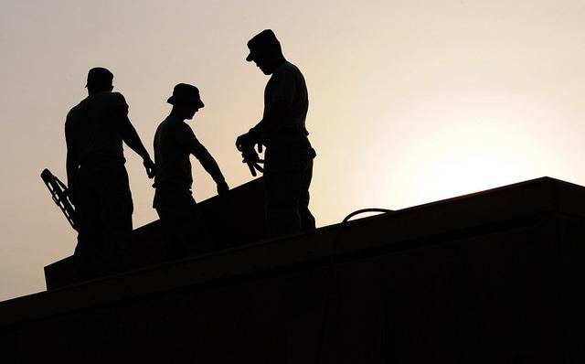 Handwerker machen das Bauen so teuer wie noch nie (Foto: John Jones)